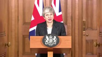 Watch: May to plead with EU for time to save her Brexit plan