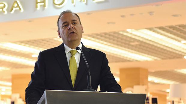 Economy Minister Chris Cardona. Photo: Mark Zammit Cordina