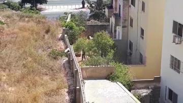Watch: NIMBY in Ta' Giorni as man chucks rubbish over wall
