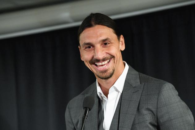 See you soon in Italy' - Ibrahimovic