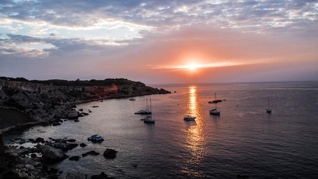 Sunrise at Rdum il-Ħmar, Mellieħa. Photo: Jean Paul Gauci