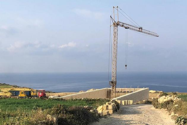 Rising movement in Gozo against ruinous projects
