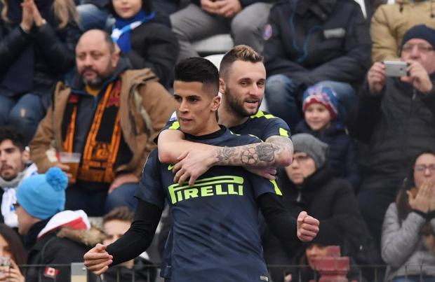 Inter returned to winning ways.