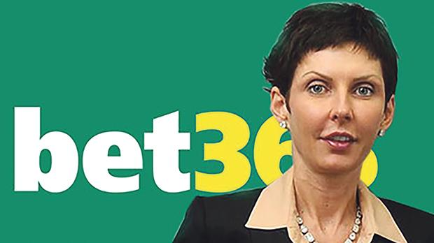 Denise Coates, founder and co-owner of Bet365 – one of the world's leading online gambling groups