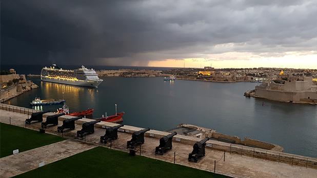 Grand Harbour. Photo: Geoffrey Schembri