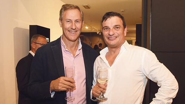 Adrian Salamone and David Stellini.