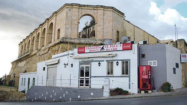 Valletta Boċċi Club