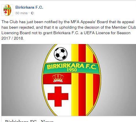 Photo: Facebook/Birkirkara