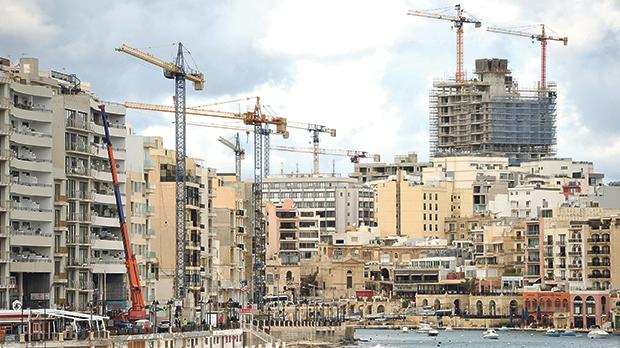 A new MDA technical committee has been drafting proposals aimed at encouraging developers not to build in Malta's remaining unspoiled urban areas. Photo: Chris Sant Fournier