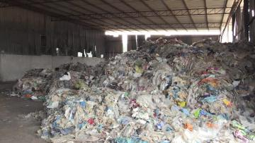 China plastic waste ban throws global recycling into chaos | One man's waste is .... another man's waste....