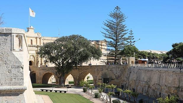 Mdina bastions. Photo: John Hili
