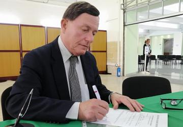 'This will be my last election' - Alfred Sant