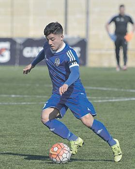 James Brincat will be playing for Birkirkara next season.