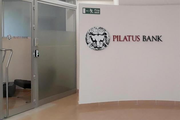 PilatusBank was a 'money transfer operation'