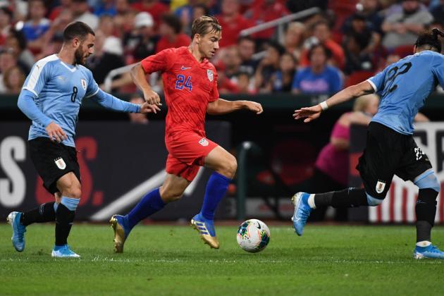 Watch: USA thwart Uruguay in friendly draw
