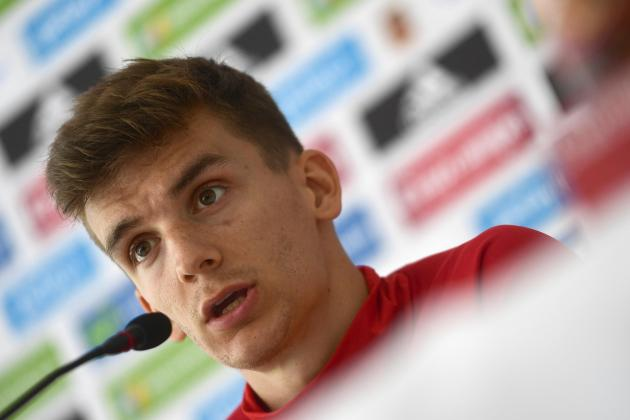 Spain's Diego Llorente tests negative days after positive COVID-19 test