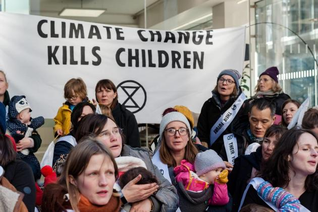 The year the world woke up to the climate emergency