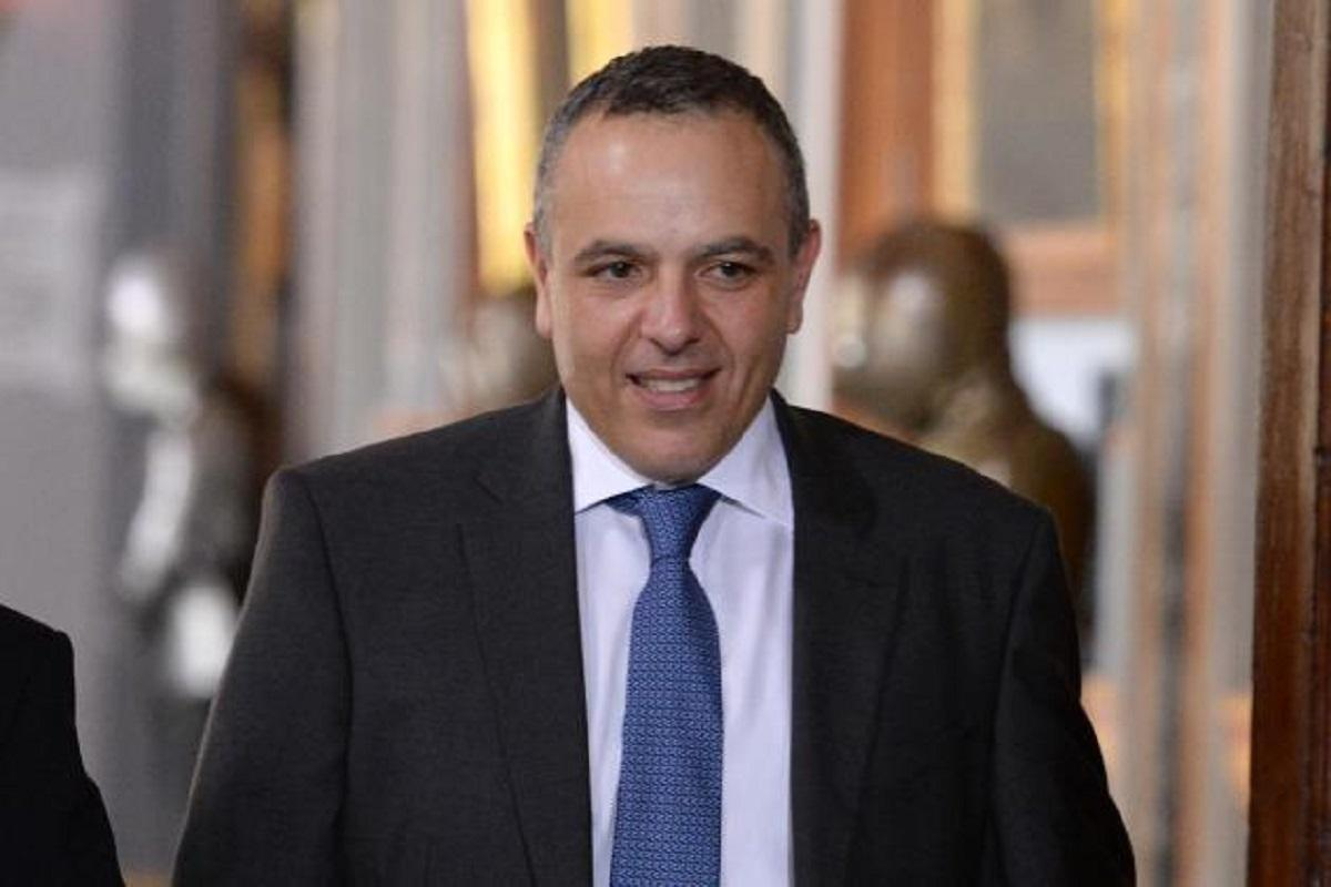 Keith Schembri (pictured) met Melvin Theuma, and he was offered a job at a government ministry, he claims. Photo: Darrin Zammit Lupi