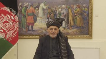 Hopes of Afghan breakthrough more than 17 years after the US invasion | Ashraf Ghani, Afghanistan President.