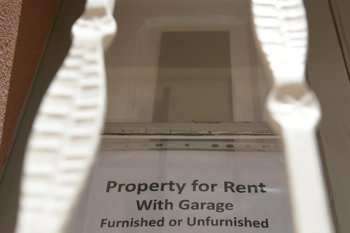 The biggest impact has been seen in the lower end segment of the rental market. Photo: Matthew Mirabelli