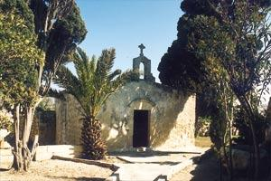 Our Lady of the Annunciation chapel at Hal-Millieri restored and maintained by Din l-Art Helwa.