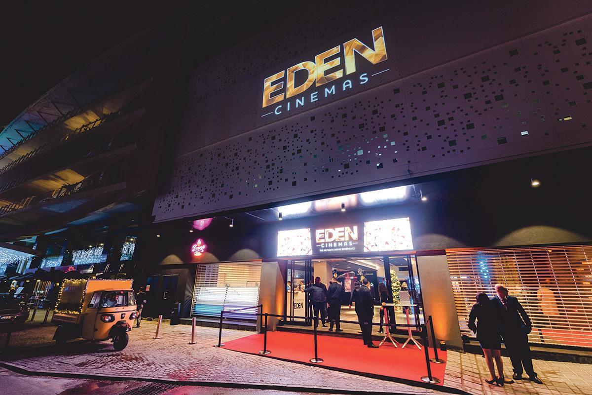 Image result for eden cinemas