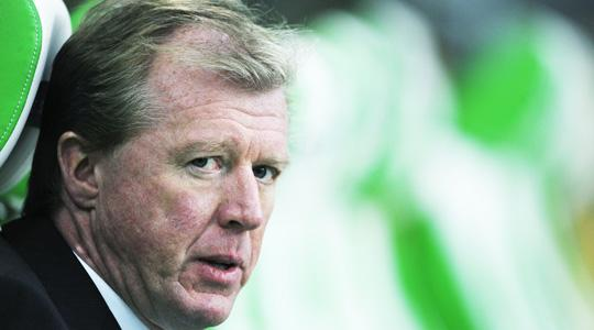 Steve McClaren... has new insight of football coaching.