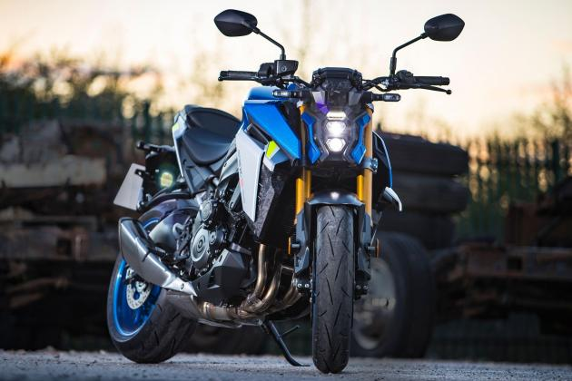 2021 Suzuki GSX-S1000 revealed with a new look and more powerful engine