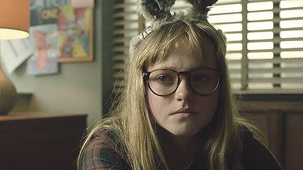 Madison Wolfe lives in a fantasy utopia in I Kill Giants.