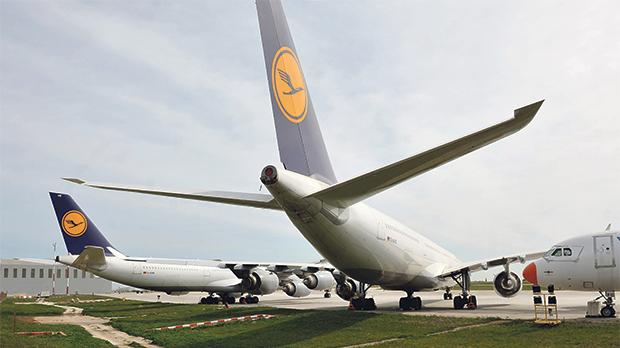 The German carrier Lufthansa will still service the route between Frankfurt and Malta. Photo: Chris Sant Fournier