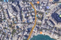 Works on Spinola Bay main road to Paceville
