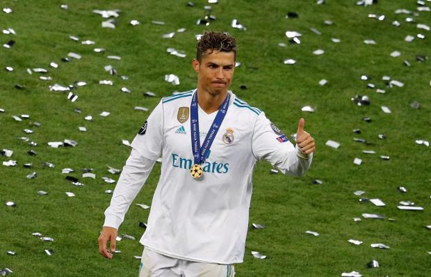Ronaldo is reportedly set to join Italian champions Juventus this summer.