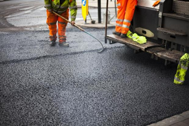 Councils must maintain roads until they are properly repaved.