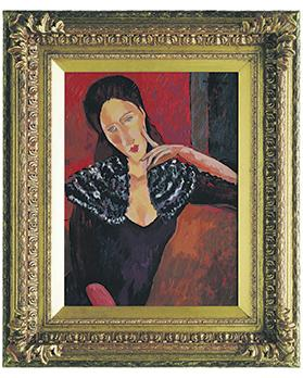 "A Modigliani painted by John Drewe's one-time accomplice John Myatt. Source: <a href=""http://www.johnmyatt.com"" target=""_blank"">www.johnmyatt.com</a>"