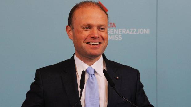 Prime Minister Joseph Muscat addressed a jam packed Birkirkara Labour Party club.