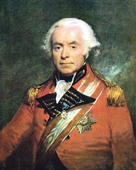 Count Charles de Meuron (1738–1806). Photo: Wikipedia