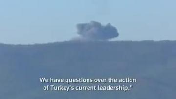Russia and Turkey refuse to back down in row over jet downing