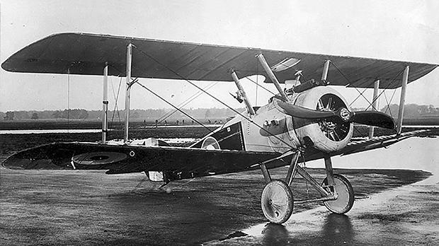 Sopwith Camel.