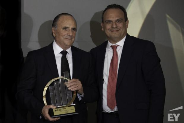 Alfred Pisani with Ronald Attard.