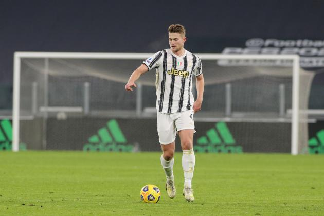 De Ligt becomes third Juve player to test positive for COVID-19 this week