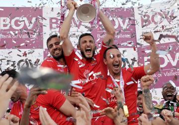 Valletta face Balzan in Trophy semis