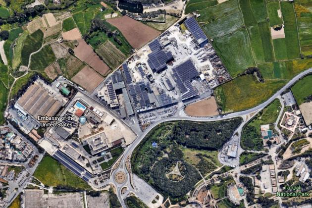 Ta' Qali site proposed for commercial area