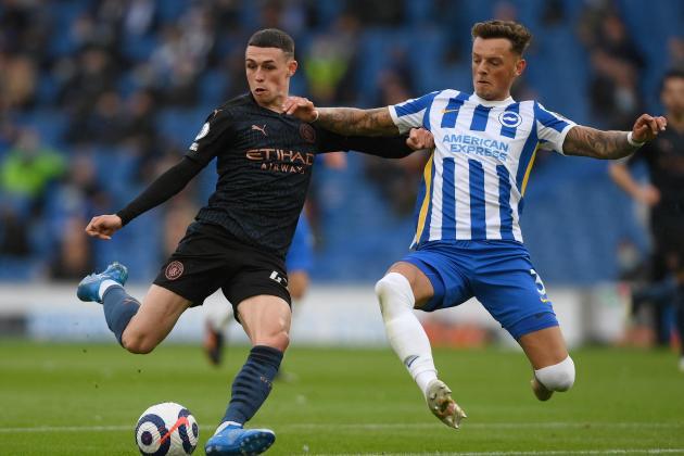 Brighton's White replaces Alexander-Arnold in England Euro squad