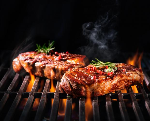 The debate on meat production, consumption and waste is a serious and urgent one. Photo: Shutterstock