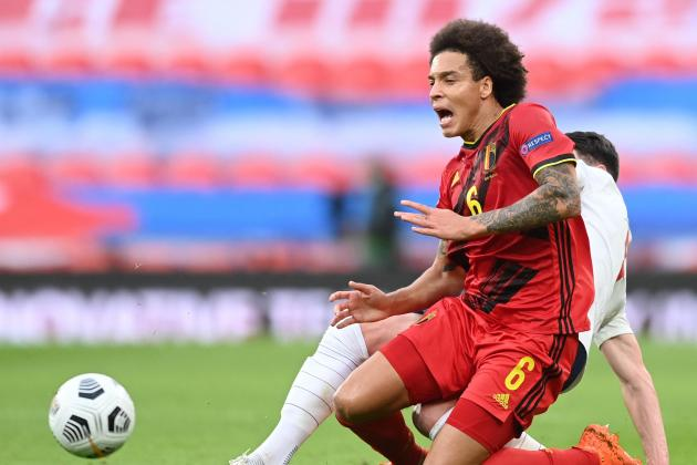 Martinez includes Witsel in Belgium squad for Euro 2020