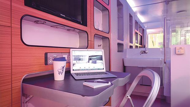 Air premium cabin