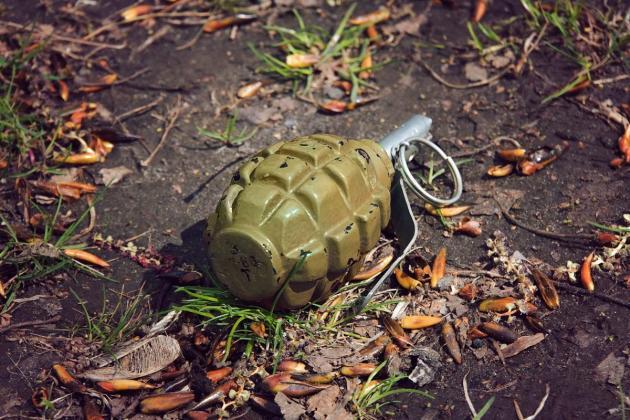 Pre-school panic in Sweden: child brings grenade to class