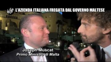 Italian TV show Le Iene pours scorn over Malta's parliament building debts