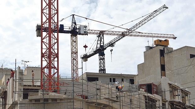 Construction workers will be among the main shortfalls. Photo: Chris Sant Fournier