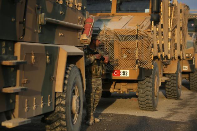 Turkey assault on Syria has displaced 100,000 people: UN